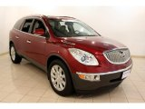 2010 Red Jewel Tintcoat Buick Enclave CXL AWD #80723378