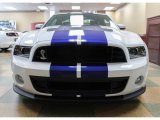2014 Ford Mustang Shelby GT500 Coupe Data, Info and Specs