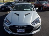 2013 Platinum Metallic Hyundai Genesis Coupe 2.0T Premium #80785023
