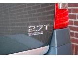 Audi Allroad 2002 Badges and Logos