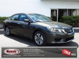 2013 Hematite Metallic Honda Accord LX Sedan #80784912