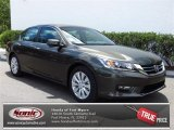 2013 Hematite Metallic Honda Accord EX-L Sedan #80784911