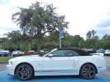 2014 Ford Mustang GT/CS California Special Convertible Data, Info and Specs