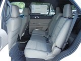 2013 Ford Explorer FWD Rear Seat
