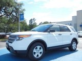 2013 Oxford White Ford Explorer FWD #80785121