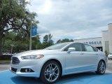 2013 Ingot Silver Metallic Ford Fusion Titanium #80785117