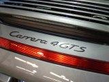 2012 Porsche 911 Carrera 4 GTS Coupe Marks and Logos