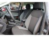 2012 Ford Focus SE 5-Door Front Seat