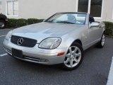 2000 Mercedes-Benz SLK 230 Kompressor Roadster Front 3/4 View