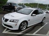 2009 Pontiac G8 GT Front 3/4 View