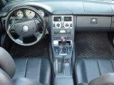 2000 Mercedes-Benz SLK 230 Kompressor Roadster Dashboard