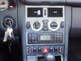 2000 Mercedes-Benz SLK 230 Kompressor Roadster Controls
