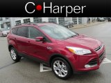2013 Ruby Red Metallic Ford Escape SEL 2.0L EcoBoost 4WD #80784892