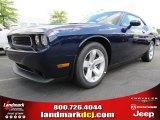 2013 Jazz Blue Pearl Dodge Challenger SXT #80785189