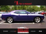 2013 Plum Crazy Pearl Dodge Challenger R/T Classic #80784972