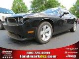 2013 Pitch Black Dodge Challenger SXT #80785183