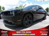 2013 Pitch Black Dodge Challenger R/T Blacktop #80785182