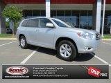 2010 Classic Silver Metallic Toyota Highlander SE #80785432