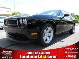 2013 Pitch Black Dodge Challenger SXT #80785180