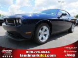 2013 Jazz Blue Pearl Dodge Challenger SXT #80785177