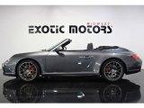 2012 Meteor Grey Metallic Porsche 911 Carrera 4 GTS Cabriolet #80785636
