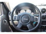 2002 Jeep Liberty Limited Steering Wheel