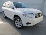 2010 Blizzard White Pearl Toyota Highlander  #80785306