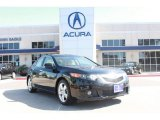 2010 Crystal Black Pearl Acura TSX Sedan #80784934