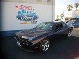 2013 Granite Crystal Metallic Dodge Challenger R/T #80785075