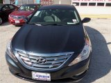 2013 Pacific Blue Pearl Hyundai Sonata SE #80785051