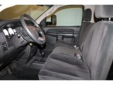 2004 Dodge Ram 3500 SLT Regular Cab 4x4 Dually Taupe Interior