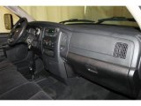 2004 Dodge Ram 3500 SLT Regular Cab 4x4 Dually Dashboard