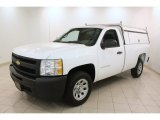 2010 Chevrolet Silverado 1500 Regular Cab Front 3/4 View