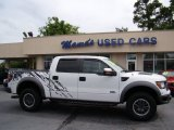 2011 Oxford White Ford F150 SVT Raptor SuperCrew 4x4 #80785383