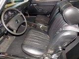 1976 Mercedes-Benz SL Class Interiors