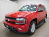 Chevrolet TrailBlazer 2002 Data, Info and Specs