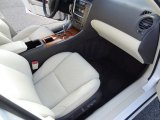 2009 Lexus IS Interiors