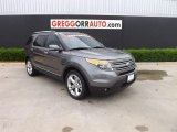 2011 Sterling Grey Metallic Ford Explorer Limited 4WD #80838201