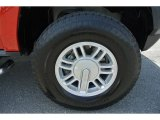 Hummer H3 2010 Wheels and Tires