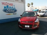 2013 Ruby Red Metallic Ford Escape SE 1.6L EcoBoost #80837866