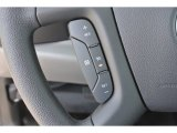 2013 Chevrolet Silverado 1500 Work Truck Regular Cab Controls