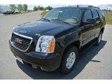 2013 Onyx Black GMC Yukon SLT 4x4 #80838300