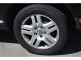 Volkswagen Touareg 2006 Wheels and Tires