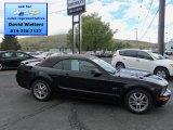 2005 Black Ford Mustang GT Premium Convertible #80837852