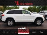 2014 Bright White Jeep Grand Cherokee Laredo 4x4 #80837844