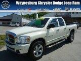 2007 Bright White Dodge Ram 1500 Thunder Road Quad Cab 4x4 #80838057