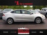 2013 Bright Silver Metallic Dodge Dart Limited #80837836