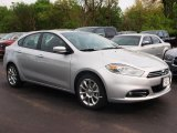 2013 Dodge Dart Limited Front 3/4 View