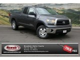 2013 Magnetic Gray Metallic Toyota Tundra SR5 TRD Double Cab 4x4 #80837712