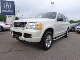 2004 Oxford White Ford Explorer Limited 4x4 #80837810